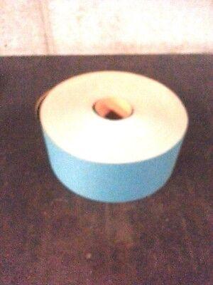 Gummed Tape Non Reinforced Solid Colors Blue 10 Rolls X 600 Ft Ea Free Ship