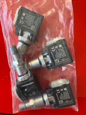 4pc TPMS Sensor ACDelco GM Original Equipment 84152501