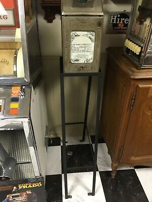 WHITING'S SCULPTOSCOPE COIN OPERATED 3 D VIEWER CIRCA 1920'S