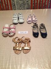 Size 10 girl shoes Glen Alpine Campbelltown Area Preview