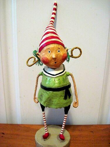 ESC Lori Mitchell New Christmas Tootsie Twinkle Elf Figure