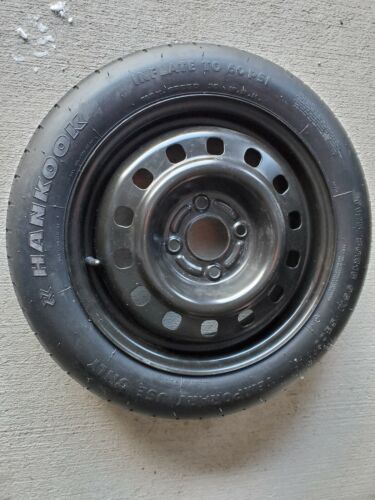 Wheel 15x4 Compact Spare Rim And Tire Fits 00-11 FOCUS