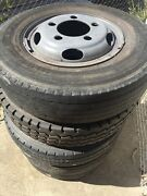 Toyota Coaster wheels 6 pcs Canberra City North Canberra Preview