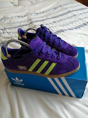 Adidas Trimm Star Stockholm not London Berlin Amsterdam City Series Size 9