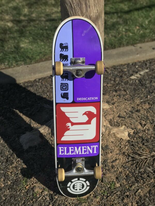 Element Skateboard - Complete - Lightly Used Great Condition - D