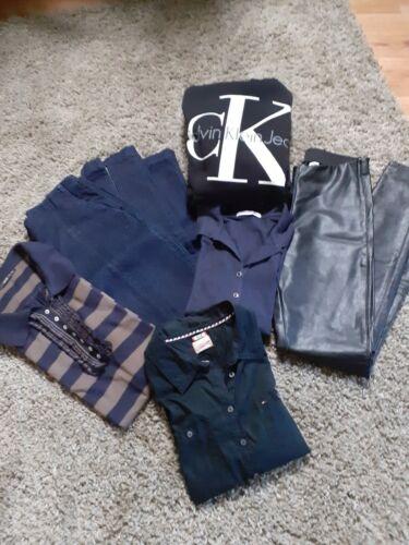 Damenbekleidungspaket Gr.36 Hilfiger Denim , Lacoste , Calvin Klein , H&M