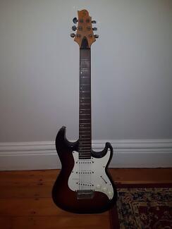 electric guitar: Fender Telecaster Pickups