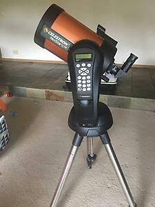 Celestron NexStar 6SE telescope plus tripod - Like New Hornsby Heights Hornsby Area Preview