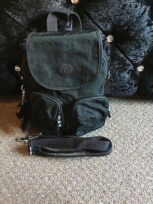 kipling  firefly  N backpack/across the shoulder bag In Black