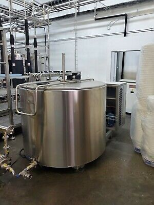 Milk Cooling Tank 1500liter 400 Gallon