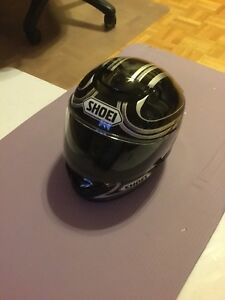 Shoei Qwest Ethereal Motorcycle full face helmet