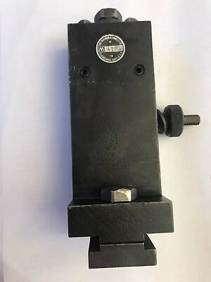 Warner And Swasey 8 Lathe Cutter Block M-4134