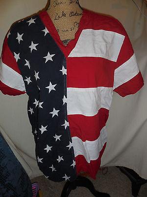 Футболка vtg LIFE AMERICAN FLAG SHORT