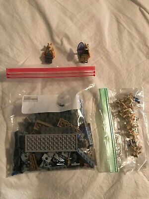 Lego Star Wars The Battle of Naboo (7929) with Mini-Figures - COMPLETE