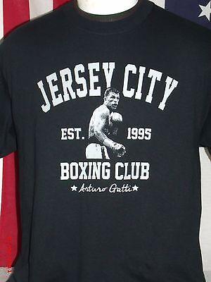 Arturo Gatti Boxing T Shirt  Mike Tyson  Muhammad Ali  Rocky Marciano Shirt