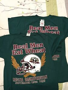 1995 Grey Cup T-Shirts.