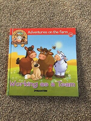 Adventures On The Farm - Working As A Team Book 24 for sale  Enfield