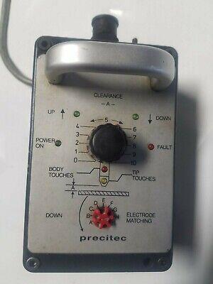 Precitec Laser Height Control Einstellgerat 492