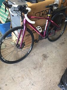 Giant 27 speed mountain bike front and rear disk brakes