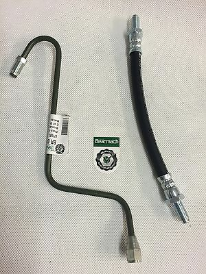Bearmach Land Rover Series 3, Clutch Flexi Master Hose & Slave Cylinder Pipe Set