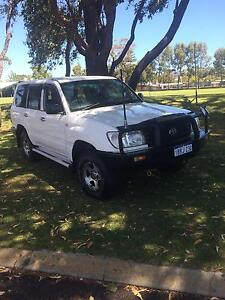 2004 Toyota Landcruiser 105 / 100 series diesel Tuart Hill Stirling Area Preview