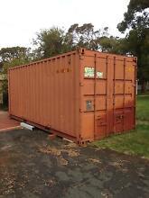 Sea container 20ft Falcon Mandurah Area Preview