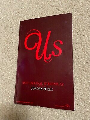 US fyc Screenplay SCRIPT Best Original Screenplay Jordan Peele awards