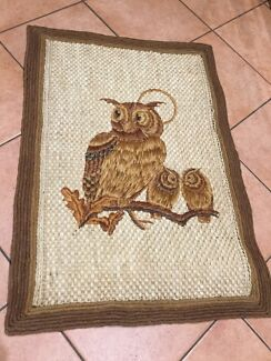 Hand woven brand new mat / small rug