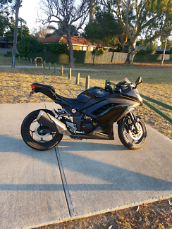 2013 Kawasaki ninja 300cc ABS Langford Gosnells Area Preview