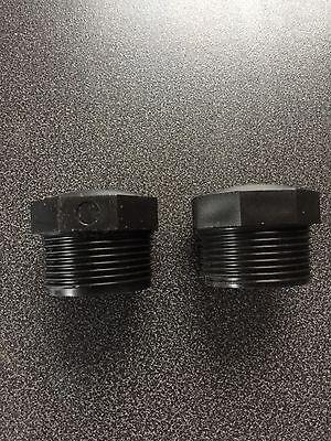 "1 1/4""bsp Plastic Plugs Heavy Duty"