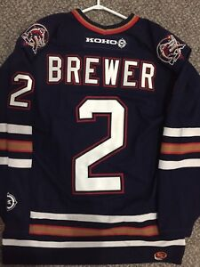 Brewer signed oilers jersey 3bb4b4fbd