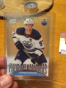 Tim Hortons Connor McDavid Clear Cut Phenom