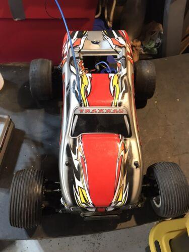 Traxxas Nitro Sport Radio Controlled Car - $199.00