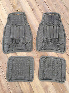 Michelin floor mats
