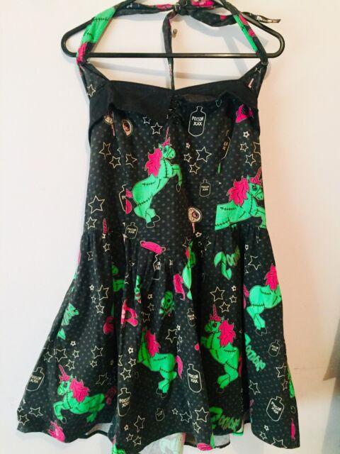 7516cc74f23ef Zombie unicorn Hell Bunny mini dresses   Dresses & Skirts   Gumtree ...