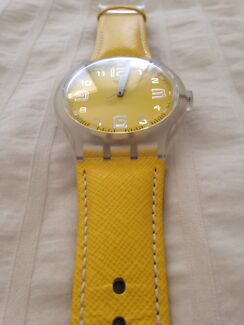Yellow swatch watch Ormond Glen Eira Area Preview