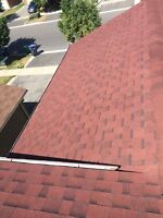 10 years warranty and best rates for shingles roofing replace!