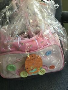 Diaper bag for girl baby