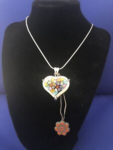 Murano multi coloured Necklace by Alan K