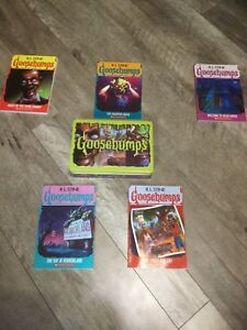 Goosebumps Collectors Set