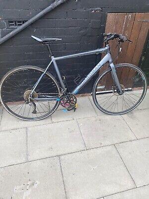 mens boardman hybrid bike large