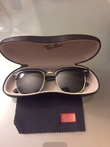 d8d0c2438e7 Authentic Ray Ban Clubmaster