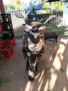 SYM 150 Scooter Durack Brisbane South West Preview
