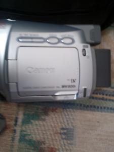 Canon digital video camcorder $70 Belmont North Lake Macquarie Area Preview