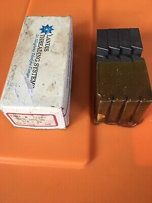 Landis Threading Systems Chasers 11207 Quad Unc Hs 34 - 10 Nos