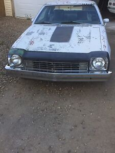 76 monza town coupe for parts
