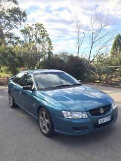 2005 Holden Commodore Sedan Armadale Stonnington Area Preview