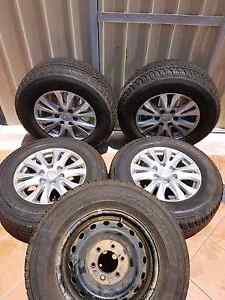 Mazda bt50 wheels and tyres Dulwich Hill Marrickville Area Preview