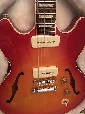 Gibson Midtown Standard 2012 Heritage Cherry Sunburst P90's Mint
