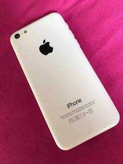 White iPhone 4c